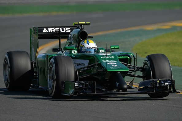 Тони Фернандес продал команду Катерхем Ф1
