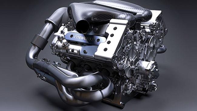 Двигатели Косвордс (англ. Cosworth) хотят вернуться в Формулу 1?