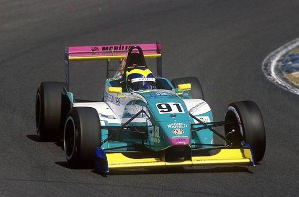 Фелипе Масса, Итальянская Формула Рено, 15 июля 2000 года