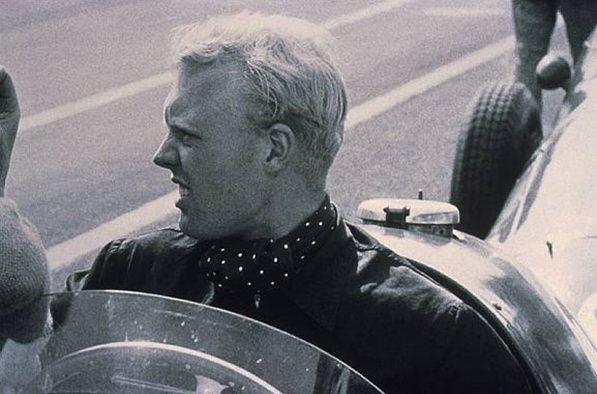 Феррари 1958. Майк Хоторн. Чемпион Мира за команду Феррари