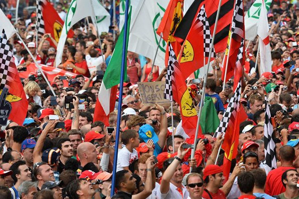 Гран-при Италии.Сводная статистика