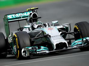 Команда Мерседес (Mercedes) Ф1