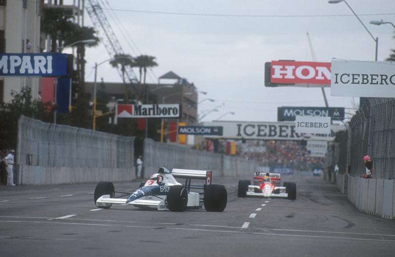 Феникс, три гонки, 1989–1991 годы