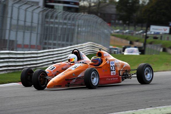 Кевин Магнуссен,Формула Форд Дуратек,Брендс Хетч,2008