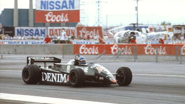Лас-Вегас хочет вернуться в Формулу 1