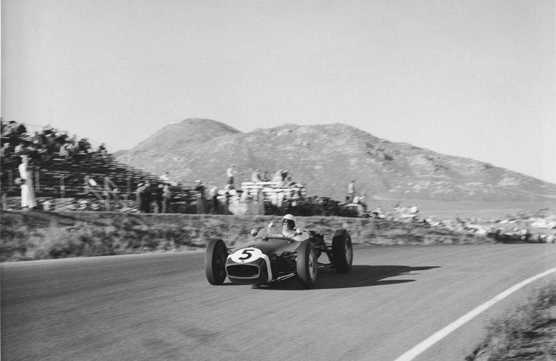 Риверсайд, одна гонка, 1960 год