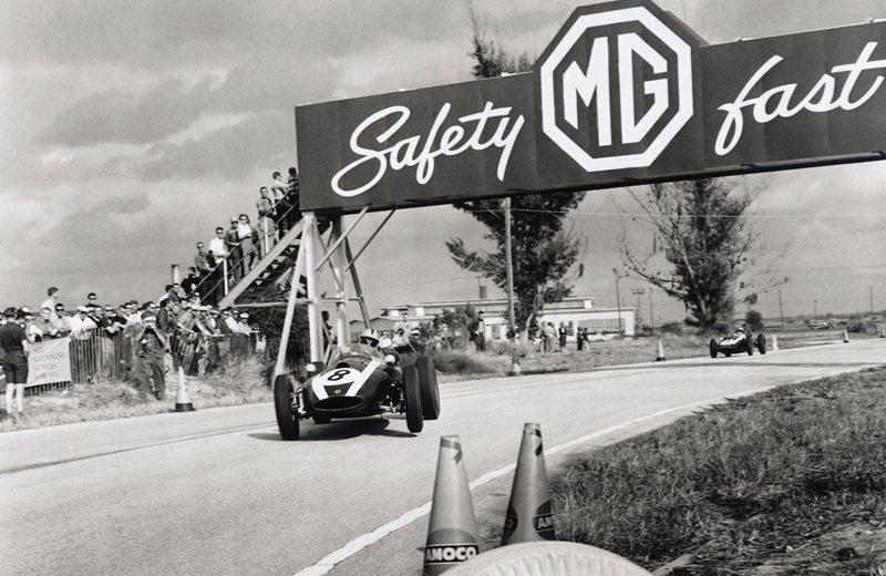 Себринг, одна гонка, 1959 год