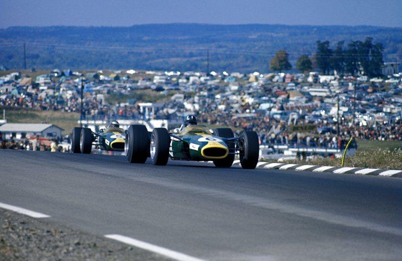 Уоткинс-Глен, 20 гонок, 1961-1980 годы