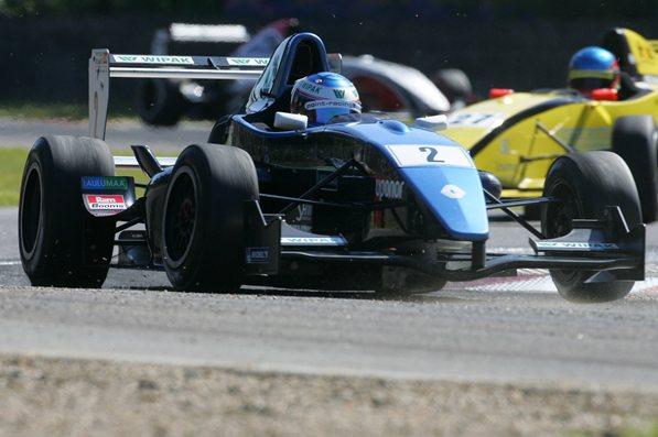 Вальттери Ботас, Формула 2.0. 2007 год