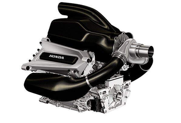Звук нового мотора Хонда для Формулы 1 2015