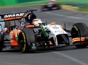 Команда Форс Индия (Force India).История
