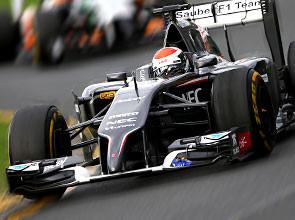 Команда Заубер (Sauber).История