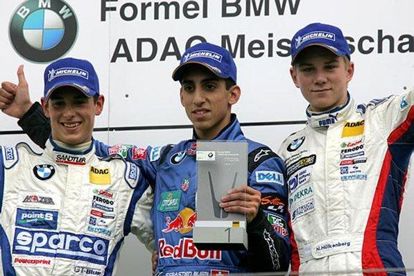 Нико Хюлькенберг, 2005 год, Формула ADAC