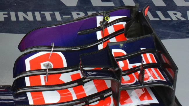Ред Булл RB10 Почему Ред Булл забрал болиды из закрытого парка в Абу-Даби