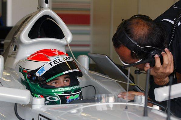 Серхио Перес, A1 Team Mexico, A1 GP, 2006 год
