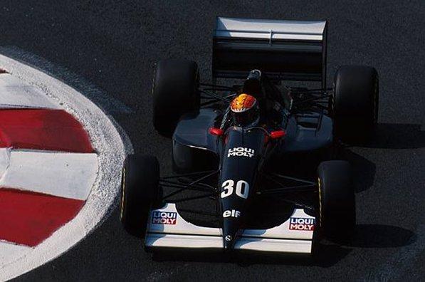 Заубер 1993 год, Джей Джей Лехто Заубер C12.