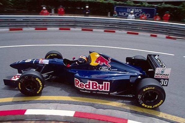 Заубер 1995 год, Заубер-Косвордс C14, Хайнц-Харольд Френтцен.