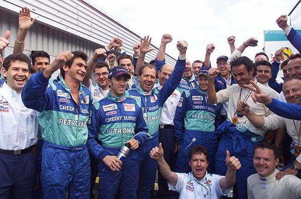 Заубер 2001 год,Сильверстоун, Квалификация