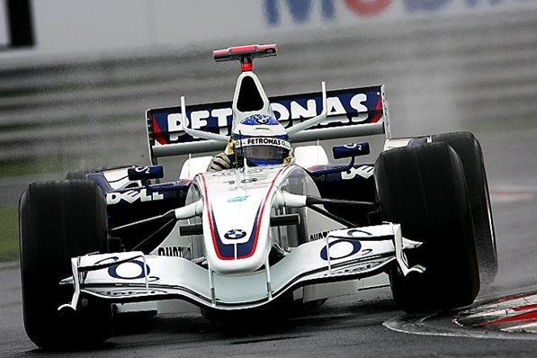 Заубер 2006, БМВ-Заубер F1.06, Ник Хайтфильд