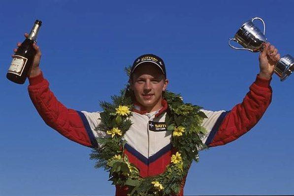 Кими Райкконен. Британская Формула 3.