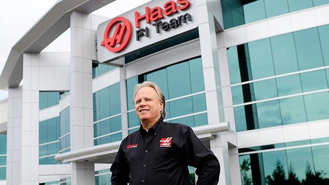 Команда Хаас Ф1 будет базироваться в Банбери.