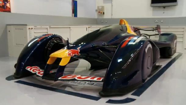 Ред Булл X2010