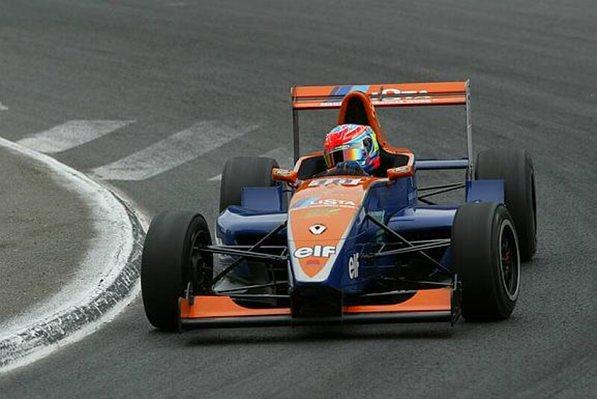 Роман Грожан, Формула SG