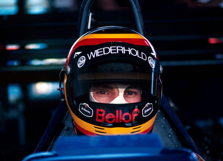 Штефан Беллоф, краткая биография. 5 мая 1985 года, Тиррелл, Формула 1