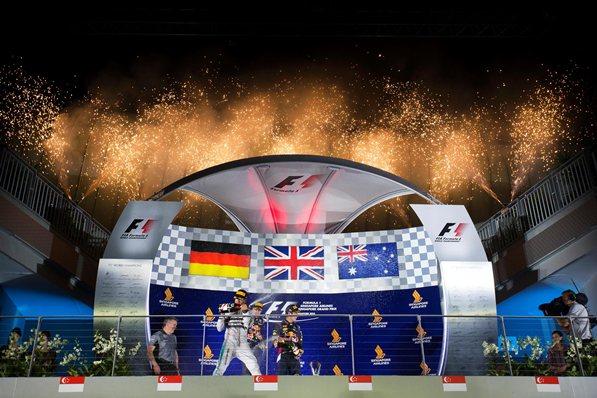 Сводная статистика сезона 2014 года в Формуле 1