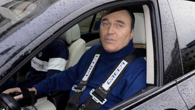 Филипп Штрефф, об аварии Жюля Бьянки