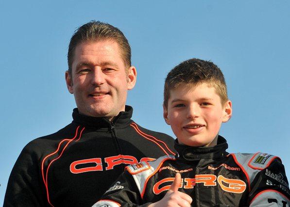 Формула 1.Сын как отец, второе поколение гонщиков