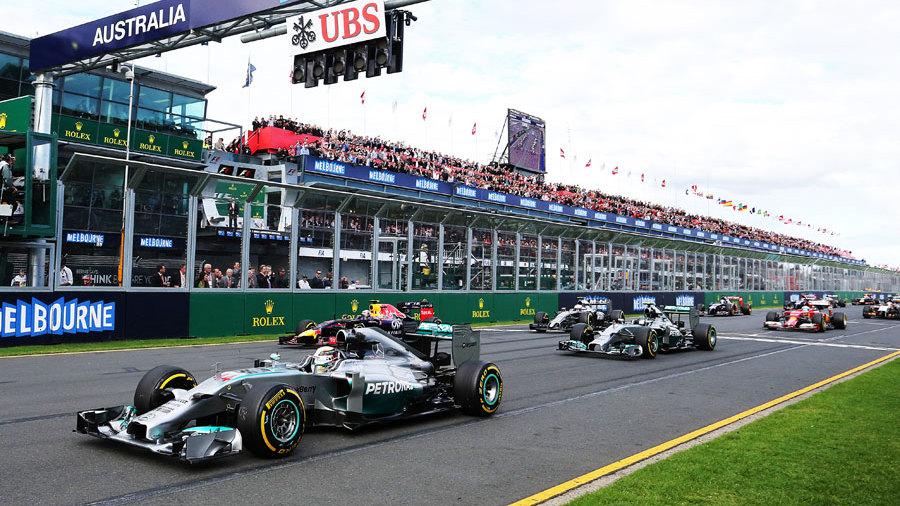 Пять гонок стартуют на час раньше.