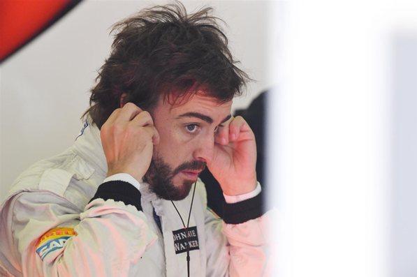 Алонсо пропустит первую гонку в Австралии.
