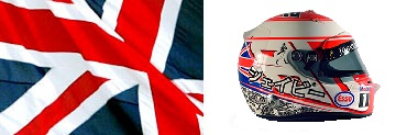 Баттон,флаг,шлем