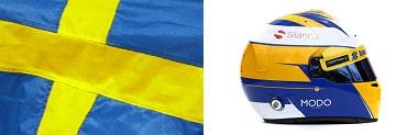 Эрикссон,шлем,флаг