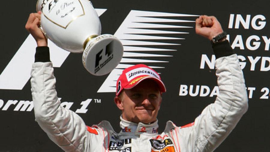 Кто был 100 победителем в гран-при Формулы 1?