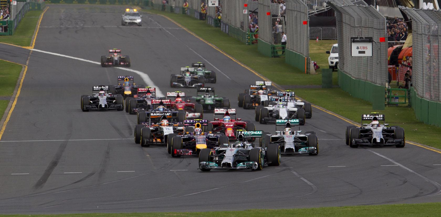 Правила Формулы 1,изменения в двигателе в 2015