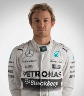 Нико Росберг пилот команды Мерседес в Формуле 1