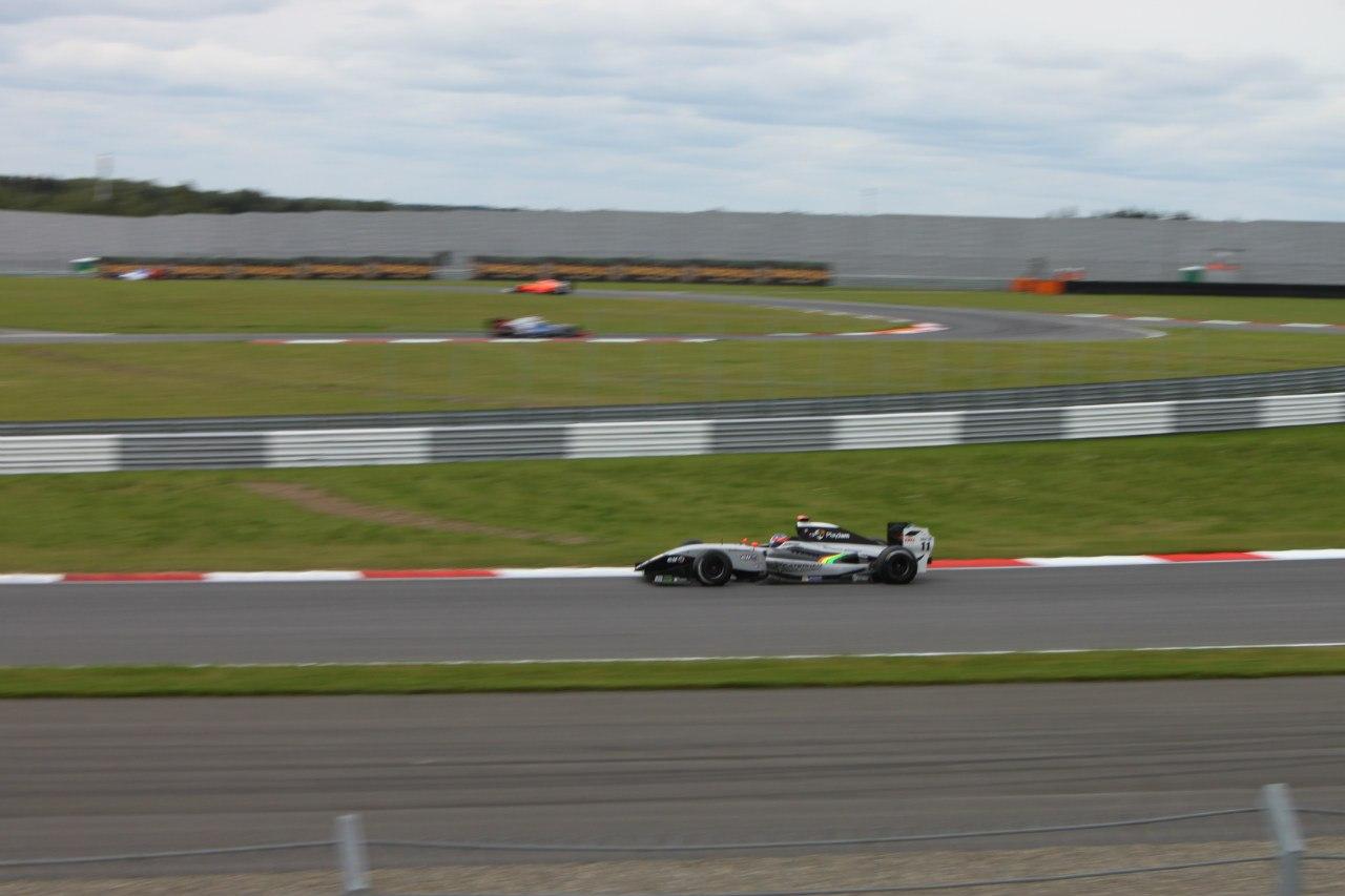 Уилл Стивенс, Формула Рено 3.5, 2014 год, Moscow Raceway