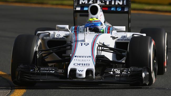 Уильямс хочет такой же двигатель как у Мерседес