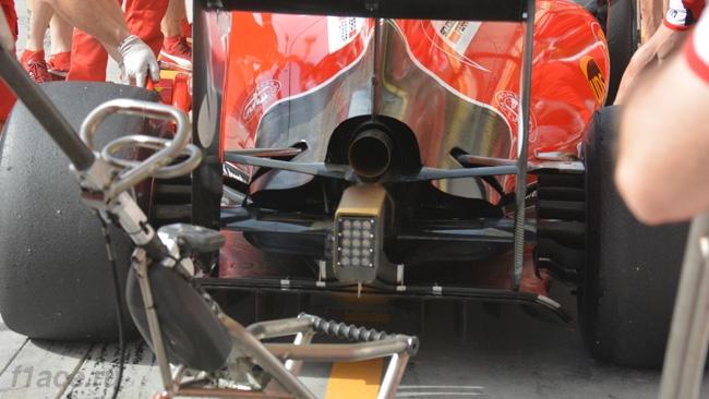 Феррари SF15T, Более открытый кузов, Бахрейн 2015