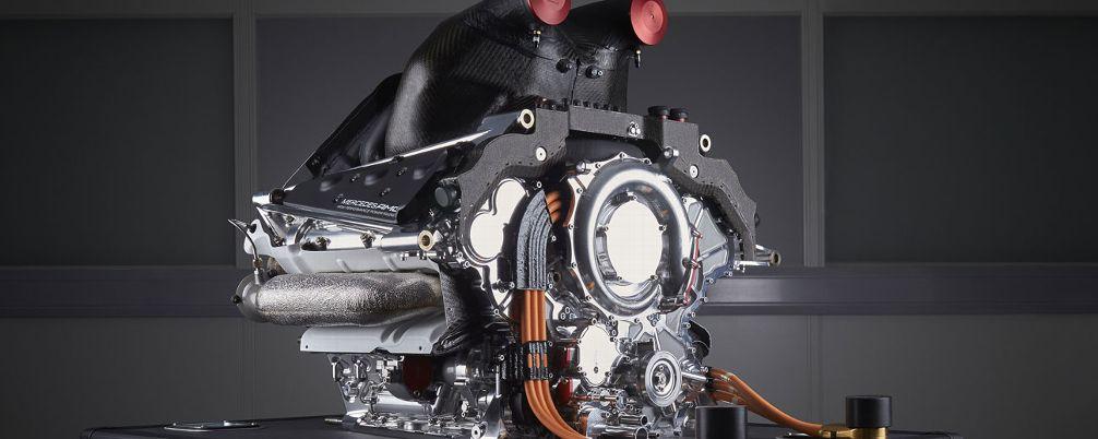 Мощность двигателей в Ф1 вырастет до 1000 л.с к 2017