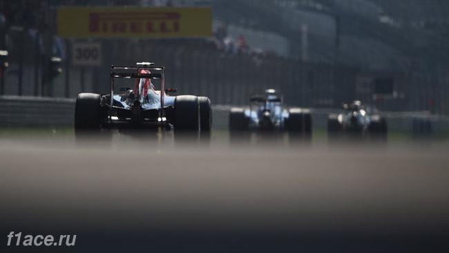 Предварительный календарь Формулы 1 на 2016 год