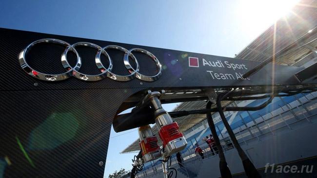 Штадлер,Формула 1 один из вариантов для Ауди