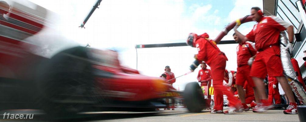 В Формулу 1 вернут дозаправки