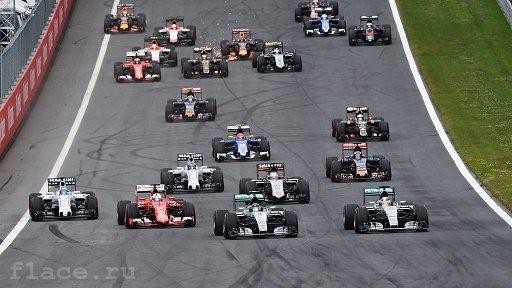 Изменения в правилах Формулы 1, касающиеся штрафов.