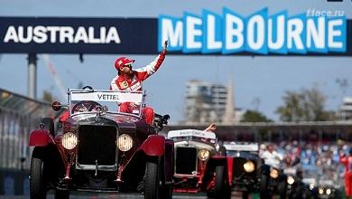 Гран-при Австралии продлили до 2023 года