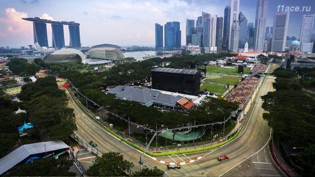 Гран-при Сингапура, что вы об этом знаете 1