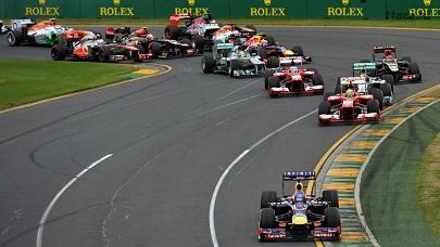 Сколько раз менялся лидер гонки в Формуле 1