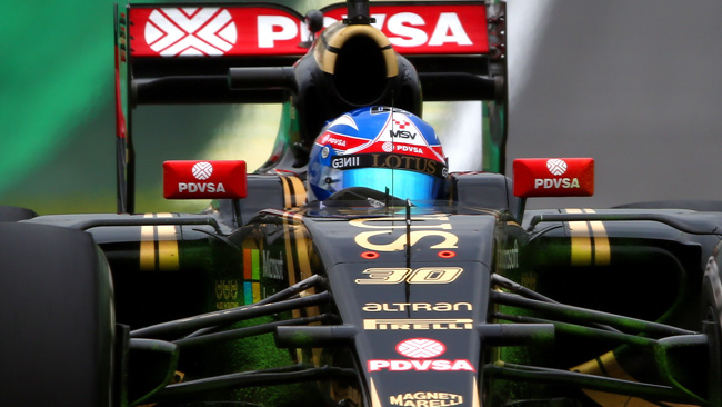 Джолиан Палмер выбрал номер 30 для Ф1.